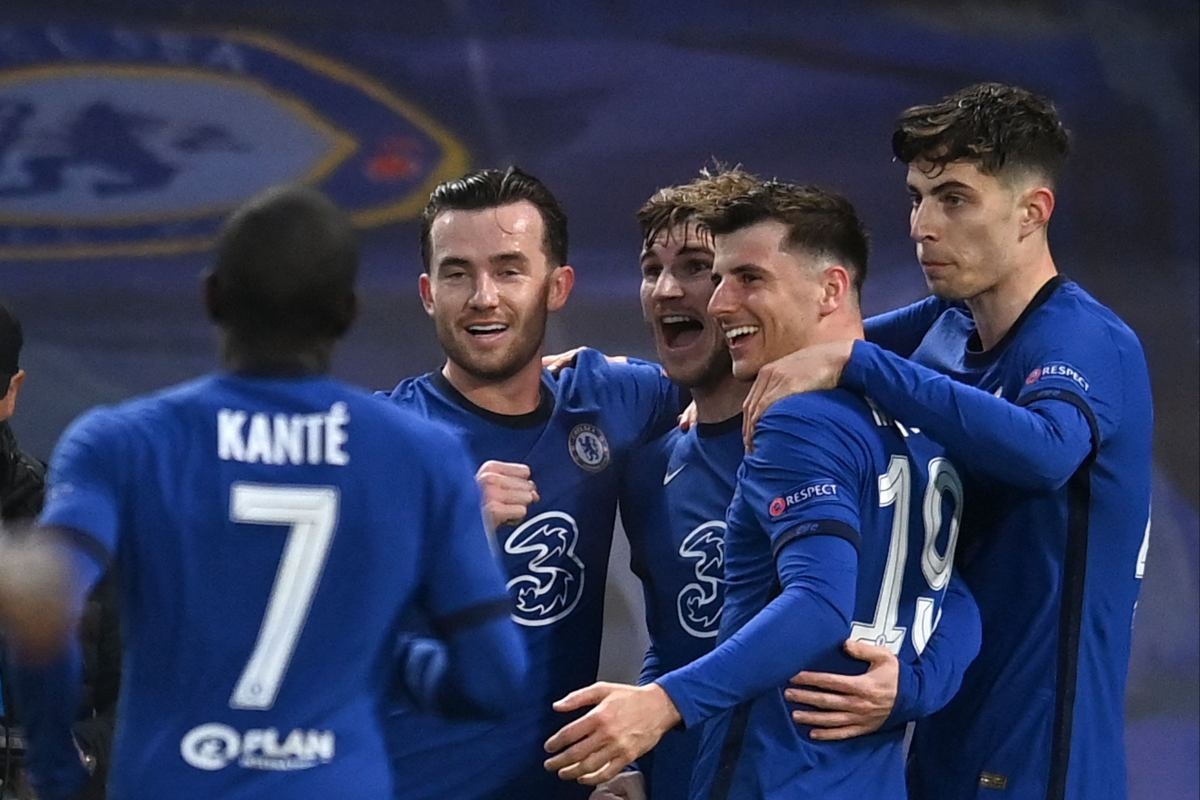 Chelsea FC - Bonkers but brilliant.