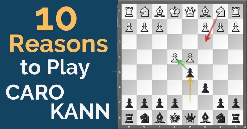 10 Reasons to Play Caro-Kann Defense