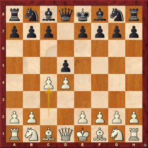 1 Queen's Gambit