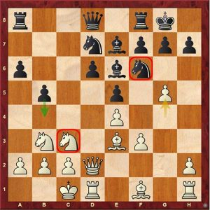 Chess Tactics counter threat