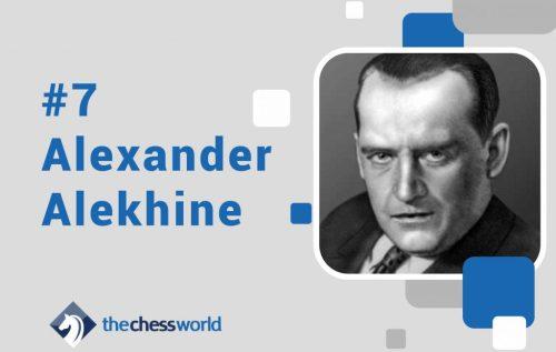 best chess players alexander alekhine