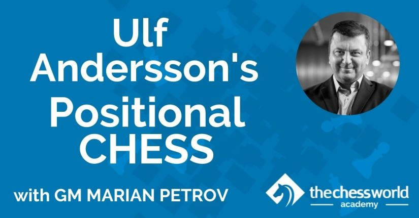 GM Ulf Andersson's Positional Chess with GM Marian Petrov [TCW Academy]