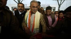 Chhattisgarh, Chhattisgarh elections, Chhattisgarh congress, Rajnandgaon, Raman Singh, elections, general elections, election news, decision 2019, Bhupesh Baghel, lok sabha elections 2019, indian express