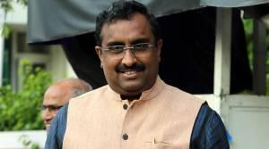 BJP targeting more than 300 seats in Lok Sabha polls: Ram Madhav