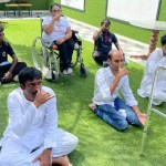 Anyone can Yoga – In another way abled individuals participate in Worldwide Yoga Day occasion | Information