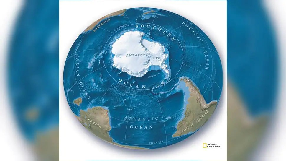 Southern Ocean - National Geographic officially recognises 'new' ocean, here's all you need to know
