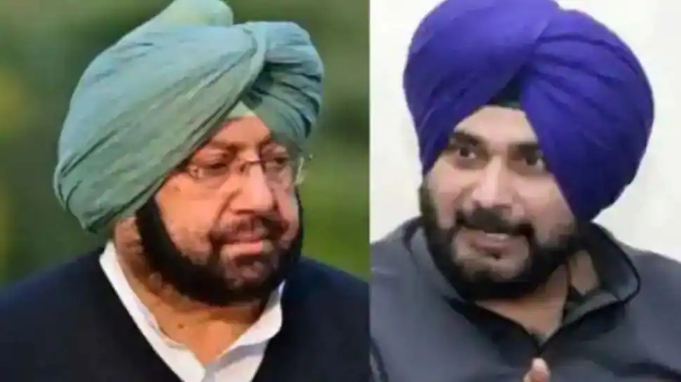 Amarinder Singh likely to be present when Navjot Singh Sidhu assumes office as Punjab Congress Chief on July 23