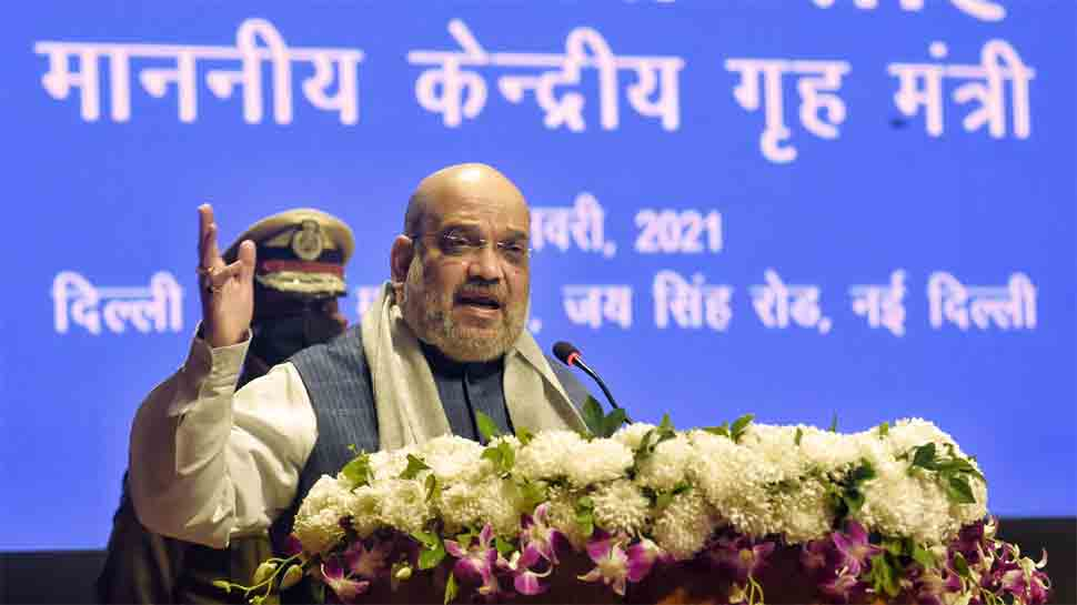 Amit Shah hits out at Congress, global organisation over Pegasus leaks scandal
