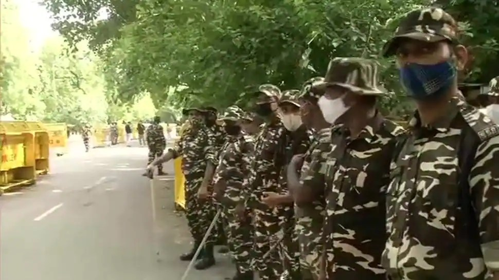 Delhi ramps up security as farmers gear up for protest at Jantar Mantar