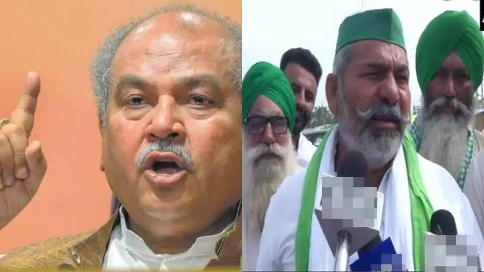 Farmers begin protest at Delhi's Jantar Mantar, Centre says ready for talks on farm bills