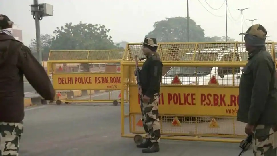 High alert in Delhi over possible drone attack before Independence Day