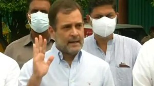 Pegasus snooping scandal: Rahul Gandhi speaks immaturely, can thousands of people be spied upon, asks Govt
