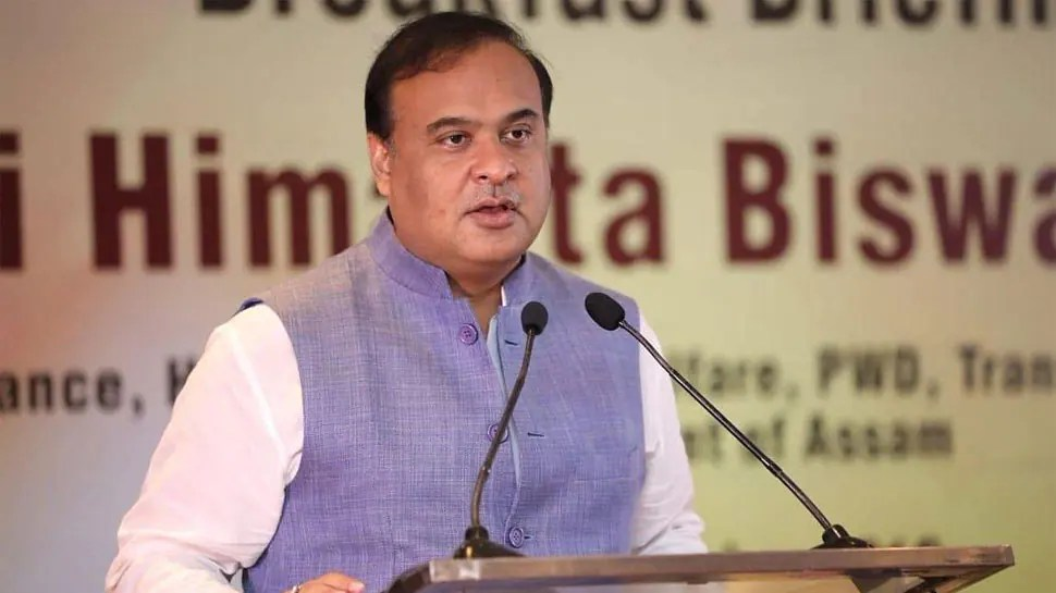 Population control issue should be delinked from politics, says Assam CM Himanta Biswa Sarma