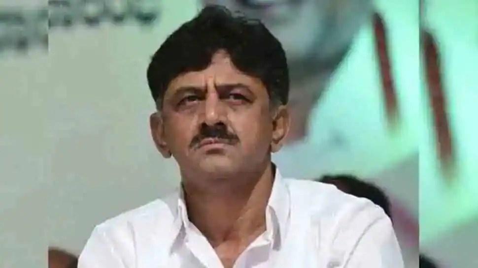 There will be leadership change in Karnataka: Congress' DK Shivakumar