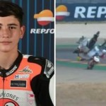WATCH: 14-year-old motorcycle rider Hugo Millan dies after crash at junior championship race | Different Sports activities Information