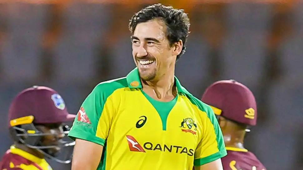 WI vs Australia 1st ODI: Mitchell Starc's record five-wicket haul helps Aussies thump Windies by 133 runs