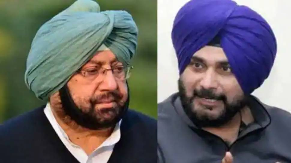 Won't meet till he apologises publicly: Amarinder Singh stands firm after Navjot Sidhu named new Punjab Congress chief