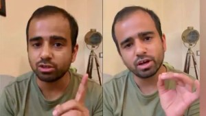 Viral video: Comedian's hilarious take on 'desi-style sushi' leaves netizens in splits - Watch