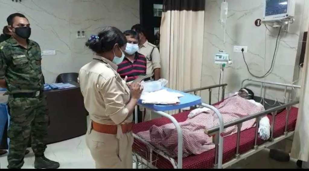 Blast in Mandla's Maneri, three seriously injured