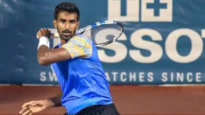Davis Cup: India start on disappointing note, Prajnesh Gunneswaran loses to lower-ranked Otto Virtanen