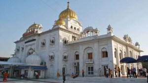 Delhi's Gurudwara Bangla Sahib closed for visitors over COVID-19 norms violation