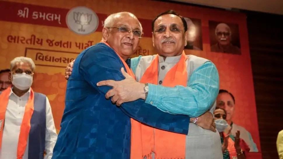 Grateful to PM Narendra Modi, JP Nadda, Amit Shah for the trust they reposed in me: Gujarat CM-elect Bhupendra Patel