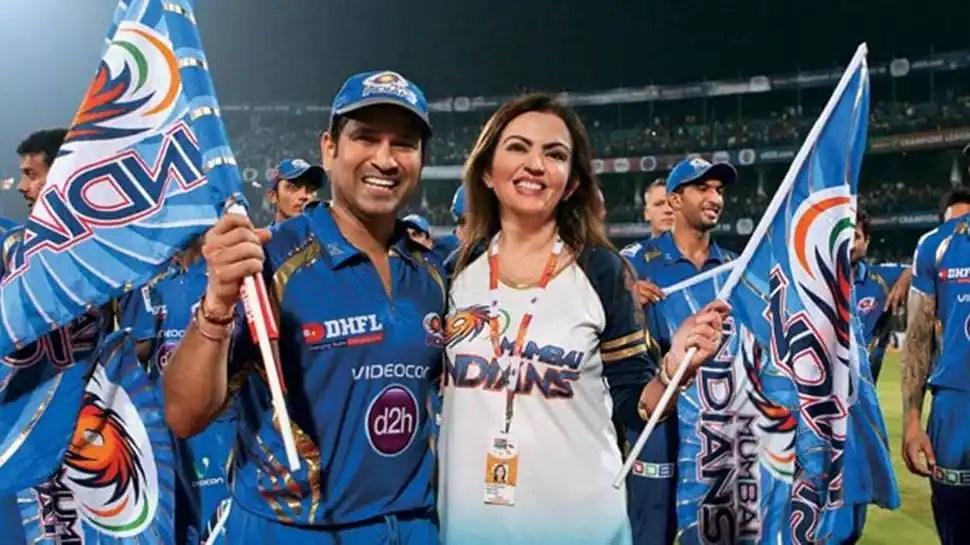 IPL 2021: Sachin Tendulkar to join Mumbai Indians' dugout in UAE