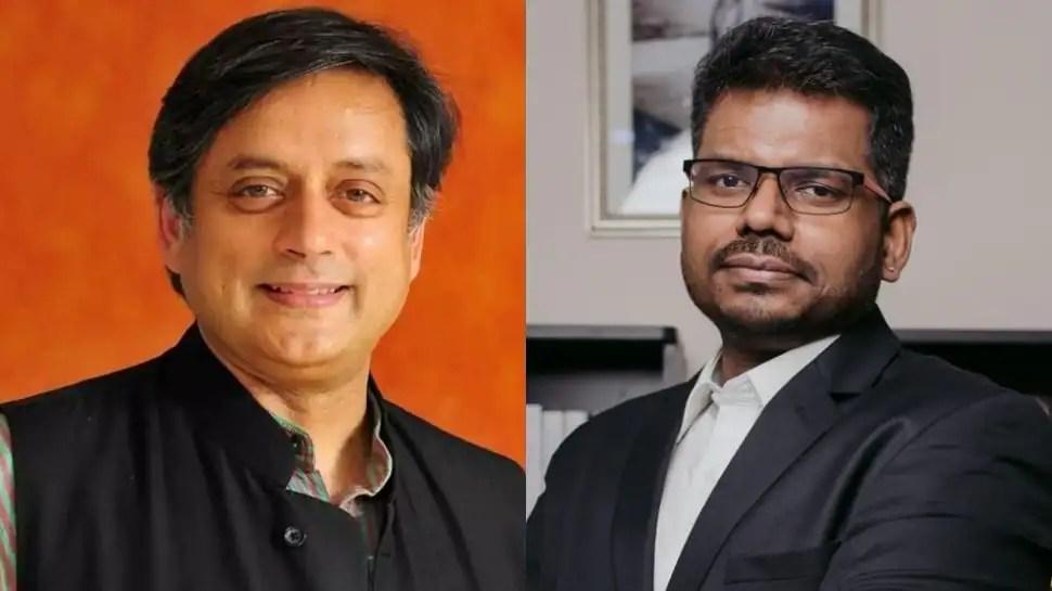Idea of India and Bharat: An exchange between Shashi Tharoor and J Sai Deepak