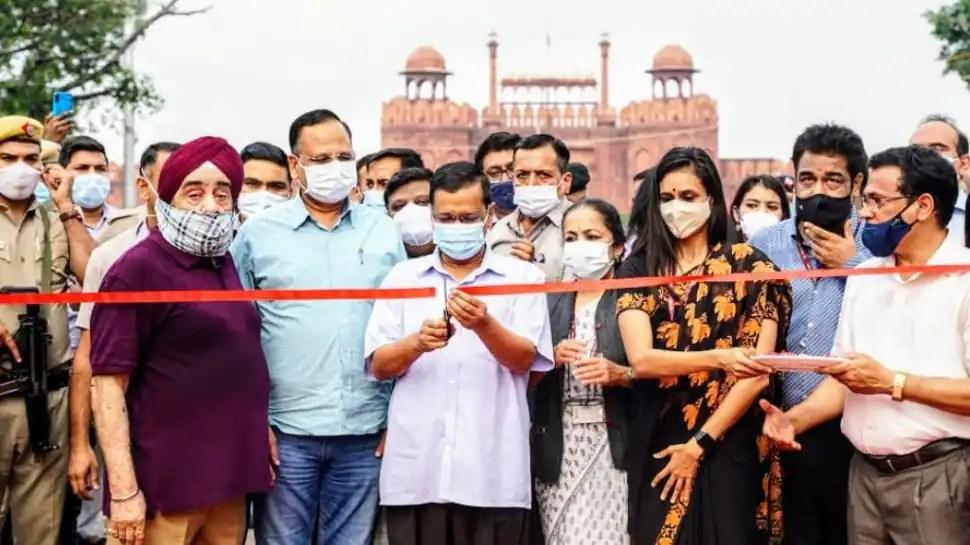 Koi bhi ab Delhi aayega toh sabse pehle Chandni Chowk dekhne aayega: Arvind Kejriwal