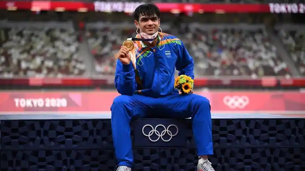 Neeraj Chopra's social media valuation rises to Rs 428 crores after gold medal win in Tokyo – check full report