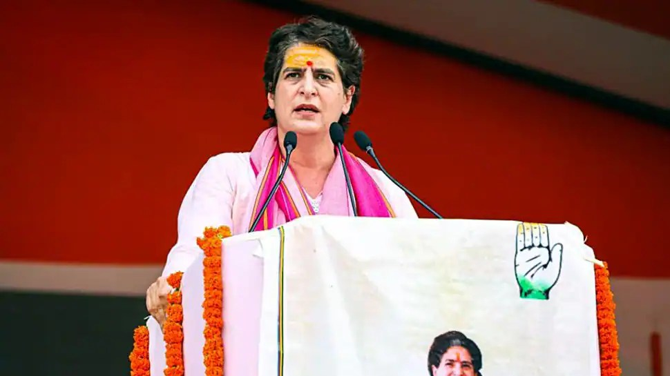 'Only two types of people are safe in this country…': Priyanka Gandhi's barb at 'Kisan Nyay' rally