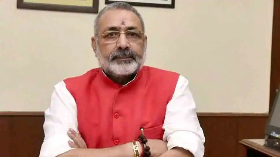 'Political tourism': Union Minister Giriraj Singh snubs Rahul Gandhi's Lakhimpur Kheri visit