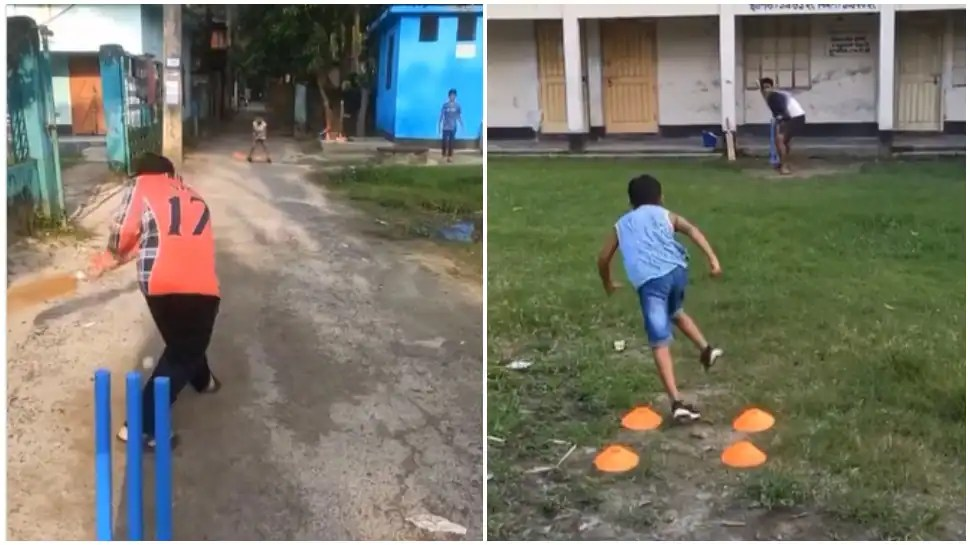 'The kid can play': Little boy impresses Sachin Tendulkar, Bret Lee with accurate spin bowling