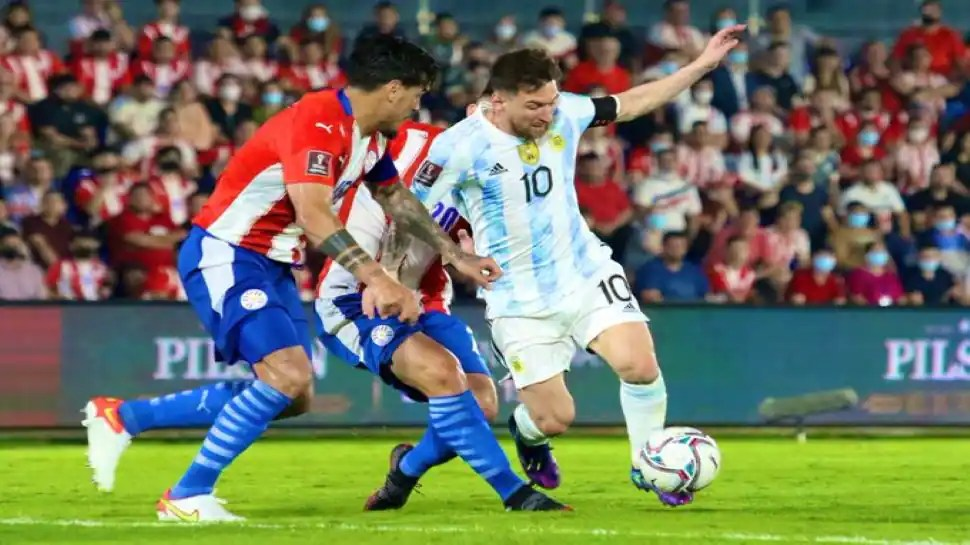 2022 World Cup Qualifiers: Lionel Messi left frustrated with goalless draw against Paraguay