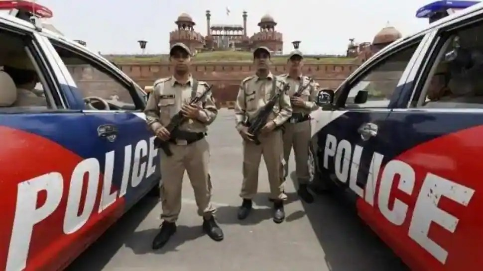Delhi Police on high alert after receiving input on terror attack during festive season