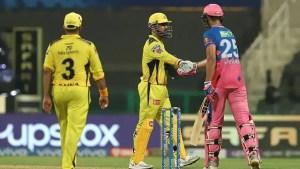 IPL 2021: CSK get a 'Royal' thrashing as Yashasvi Jaiswal, Shivam Dube 50s overshadow Ruturaj Gaikwad's ton