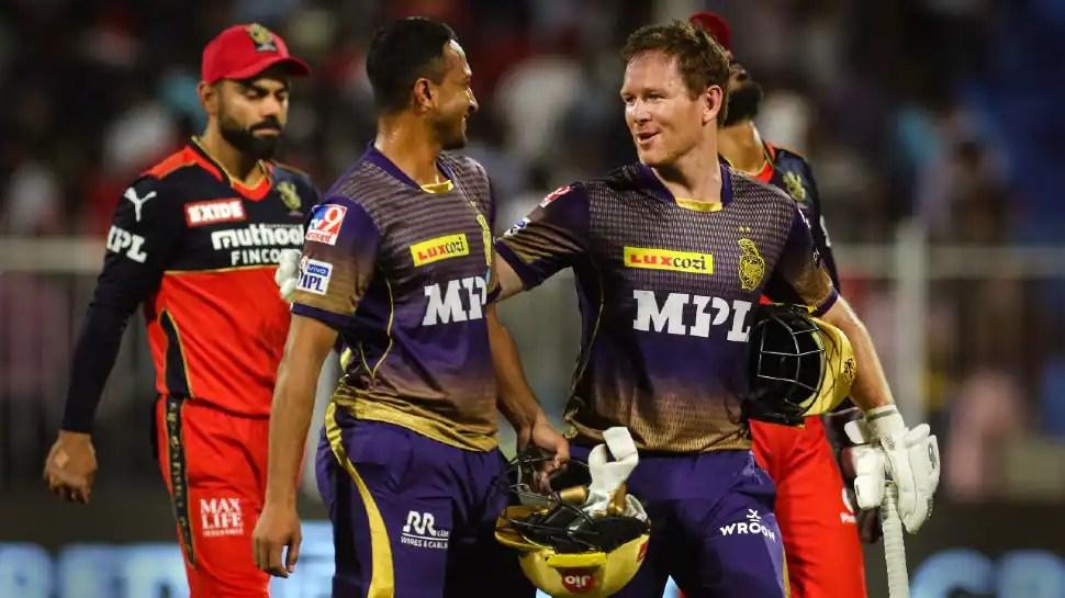 IPL 2021 Eliminator: Eoin Morgan all praise for Virat Kohli and Sunil Narine after KKR win