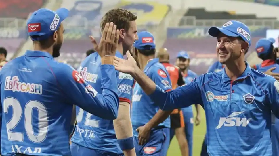 IPL 2021 Qualifier 1 DC vs CSK: Delhi Capitals coach Ricky Ponting motivates players with THUNDERING speech – WATCH