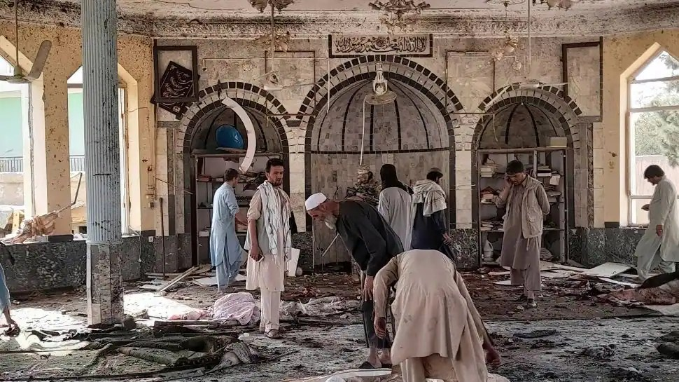 India condemns terror attack in Afghanistan mosque: Ministry of External Affairs