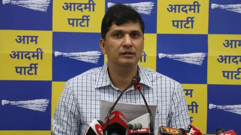 MCD failed to fulfill promises to sanitation workers, fear of strike looms: Saurabh Bhardwaj