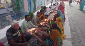 Prisoners celebrated Karva Chauth in jail, women prisoners kept fast for their captive husband