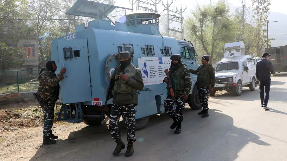 Two terrorists killed in separate operations in Jammu and Kashmir's Anantnag, Bandipora