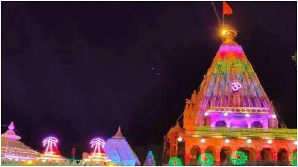 Woman shoots video on Bollywood song in Mahakal temple, apologises after objections