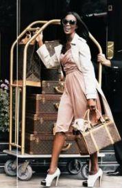 Naomi Campbell Vogue Maxico Nov.2008