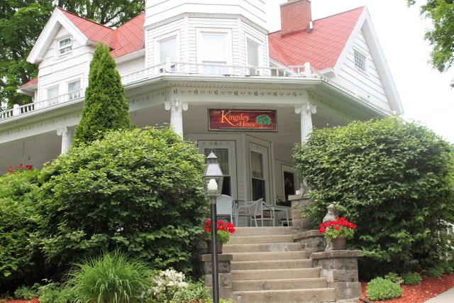 Kingsley house in Fennville Michigan