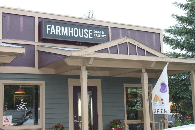 farmhouse deli in Douglas Michigan