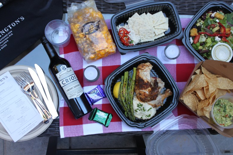 Remington's Picnic Baskets for Millenium Park