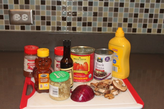 ingredients for turkey sloppy joe recipe