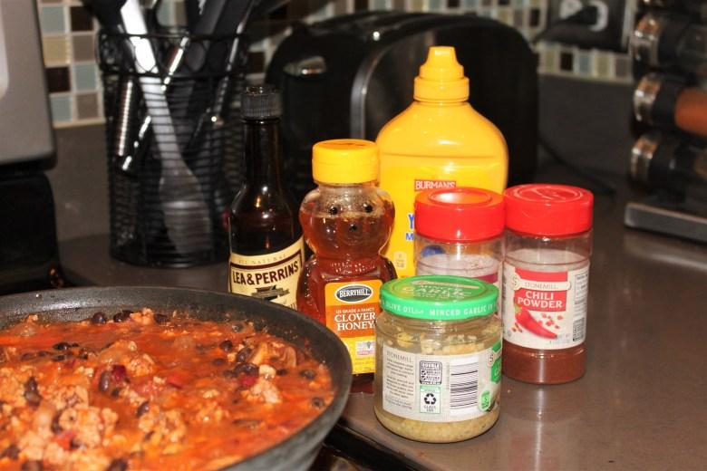 turkey black bean turkey sloppy joe recipe