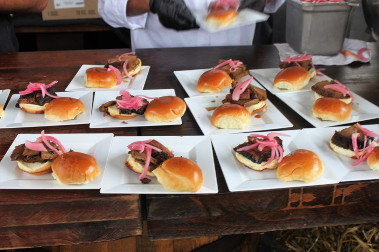 Old Crow Smokehouse at Chicago Gourmet was one of my favorites this year!